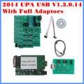 ЭКЮ Чип Тюнинг Инструмент 2014 УПА USB UPA-USB V1.3 Motorola ЭКЮ чип программист С Полный Адаптеры