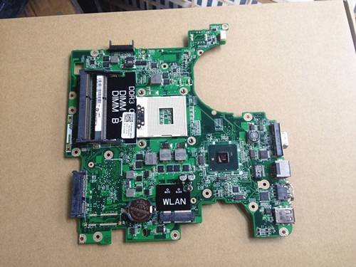 High quanlity Laptop Motherboard Fit For Dell 1564 DAUM3BMB6E0 CN-0F4G6H F4G6H Mainboard HM55 3pddv cn 03pddv laptop motherboard for dell inspion m5030 hd4200 graphics ddr3 mainboard