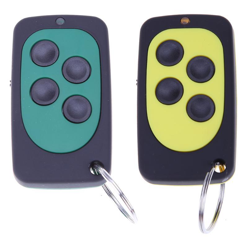 433mhz Smart Electric Cloning Cloner Garage Door Car Remote Control Key Compatible with 64-bit Remote Control Code cloning