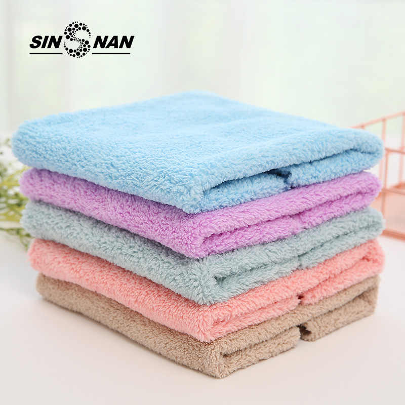 SINSNAN 5PC30X30cm Mikrofaser Gesicht Handtuch China Weiche Superabsorbent Hand Handtuch Kleine Küche Handtücher Quick-Dry Mehrzweck Handtücher