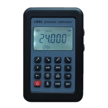 Promotion! Lb02 Resistance Voltage Meter 4-20Ma 0-10V/Mv Signal Generator Source Thermocouple Pt100 Temperature Process Calibr