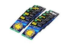 100 PCS ZLYY Haute Performance Piles pour Appareils Auditifs. Zinc-Air 10/A10/PR70 Batterie pour BTE aides Auditives. Free Gratuite!