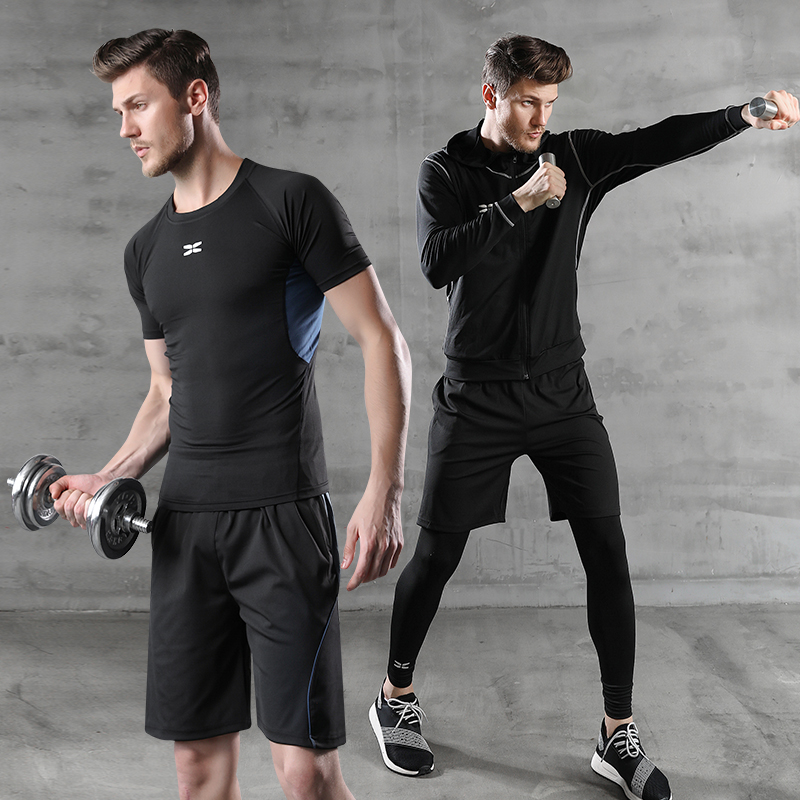 New-Arrival-Running-Set-Men-Sport-Suit-Gym-Fitness-Clothing-Compression-Sportswear-Basketball-Running-Jogging-Training (1)