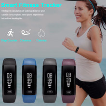 M2 blood ressure Wrist Watch Pulse Meter Monitor Cardiaco Smart Band Fitness Smartband PK Mi Band 2 Fitbits Fit Bit(China)