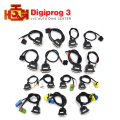 HIgh Quality Digiprog III Odometer Correction tool Digiprog 3 mileage correction tool full set cables Free Shipping