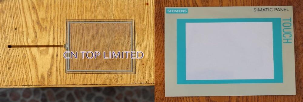 цены  6AV6642-0AA11-0AX0  6AV6 642-0AA11-0AX0 Touch glass panel+protective film for siemens TP177A new
