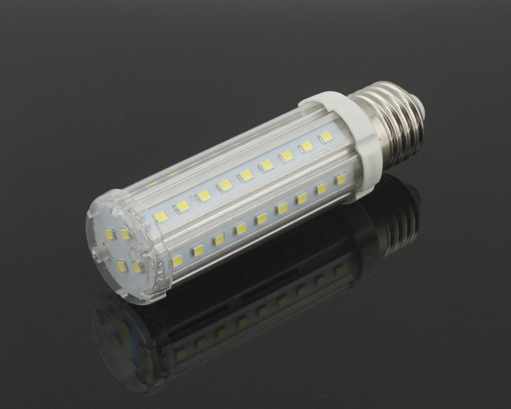 T10 Buisvormige Led lampen met Medium E26 Lamp Basis 60 W Gloeilamp ...