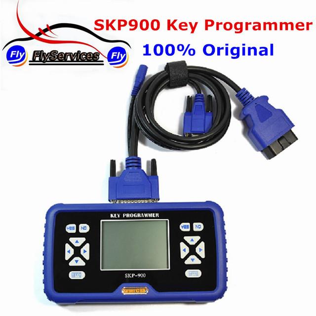Venta caliente SuperOBD SKP900 Clave Programador V4.5 Súper OBD SKP-900 SKP900 Soporte Multi-marca Coches Gratis Online Update Version 4.5