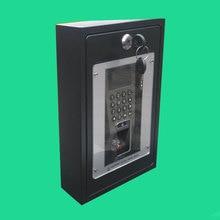 F18 Control de Acceso Biométrico de Huellas Digitales con Construir en 125 khz Tarjeta rfId Puerta de Control de Acceso Con Metal Causa