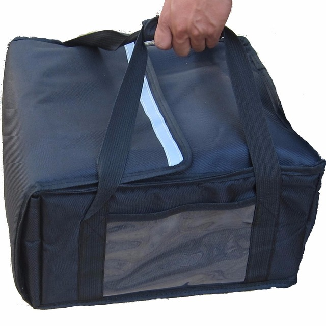 Pk 29v 12 Inch Pizza Delivery Bag Food Take Out Carry