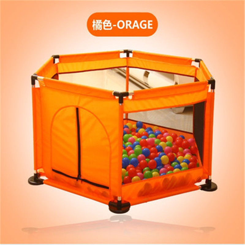 2018 Indoor Outdoor 6 Surface Baby Playpens Children Place Fence Kids  Activity Gear Safety Protection Toddler Fence In Baby Playpens From Mother  U0026 Kids On ...