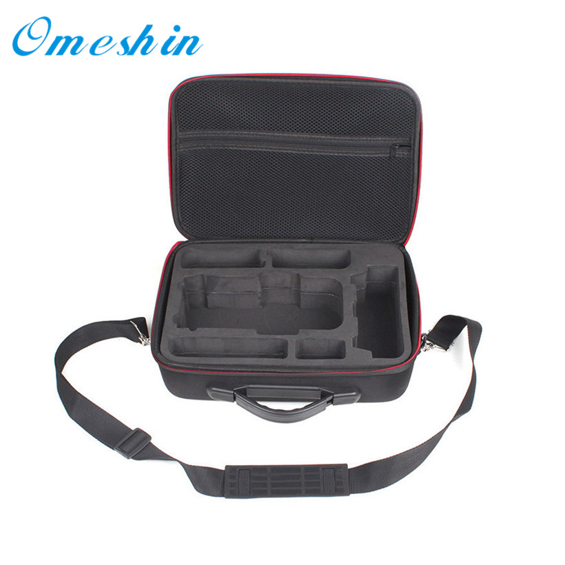 Hot 2017 Shoulder Bag Case Protector EVA Internal Waterproof For DJI MAVIC Pro Drone New 0421 drop shipping