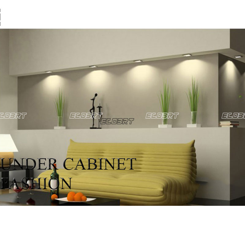 under furniture lighting contemporary under modern silver 12v 2w