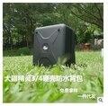Dji phantom 3/4 cáscara dura impermeable mochila abs compatible con el original de accesorios al aire libre de interior