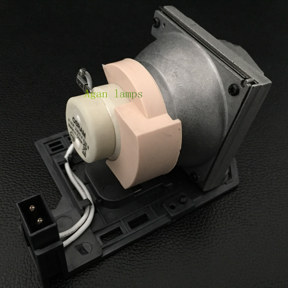 Optoma HD20 Q8NJ Projector Cage Assembly With Original Projector Bulb Inside BL FP230J SP 8MQ01GC01