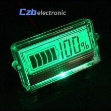 12V LCD car Acid Lead Lithium Battery Capacity Indicator Digital Voltmeter Voltage Tester