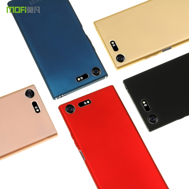 MOFI PC Shild Shell For Sony Xperia XZ1 Compact Full Protective Ultra Thin Hard Matte Back Case for XZ1 Compact Phone Capa Cover
