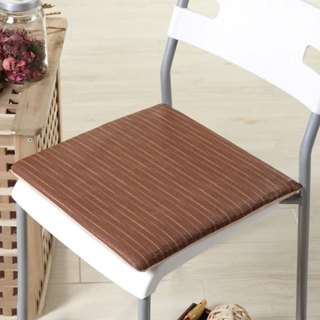 Us 10 88 Top Selling Anti Slip Cushion Four Seasons Car Seat Cushion Office Chair Cushion Sofa Decorative Cushions 40 40cm In Cushion From Home