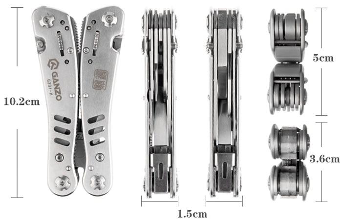 """""""Ganzo"""" aukštos kokybės profesionalūs nešiojamieji - Rankiniai įrankiai - Nuotrauka 5"""