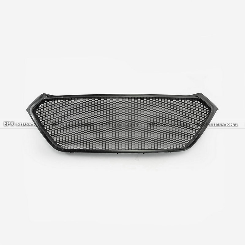 Car Accessories FRP Fiber Glass Front Grill Car Kit For Hyundai Tucson TL 2016+ EPA Type A Car Styling frp fiber glass front headlight vented air duct cover replacement lhs tuning parts for nissan skyline r32 gtr gts