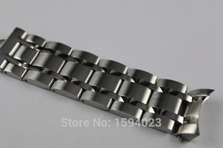 24mm T035627 T035614 Nya armbandsdelar för män i massivt rostfritt - Tillbehör klockor - Foto 2