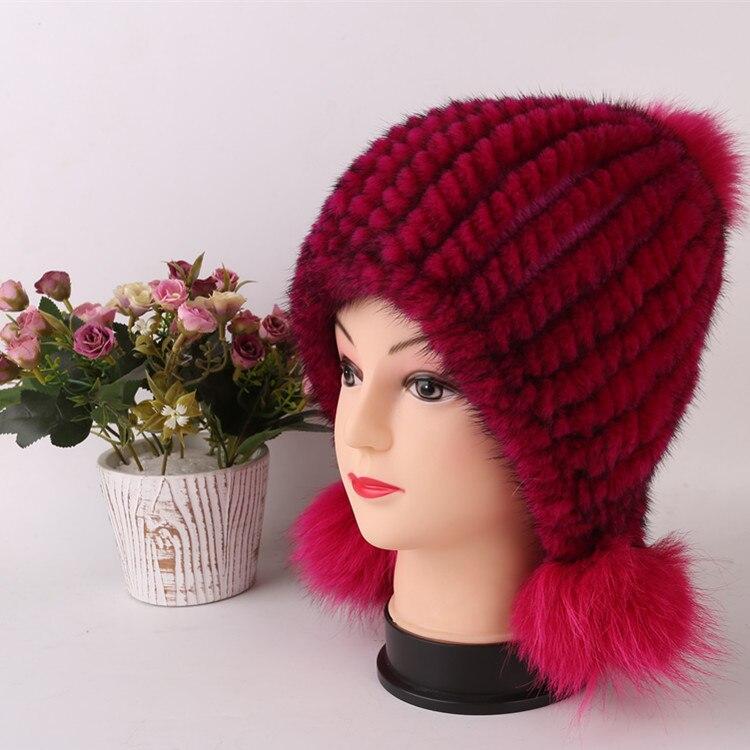 russe bonnet de fourrure