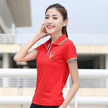 ZYFPGS 2019 New Summer Women Sexy Shirt Lapel Female Casual Button Horse M-6Xl Big Plus Size Printed HOT Sale L0519