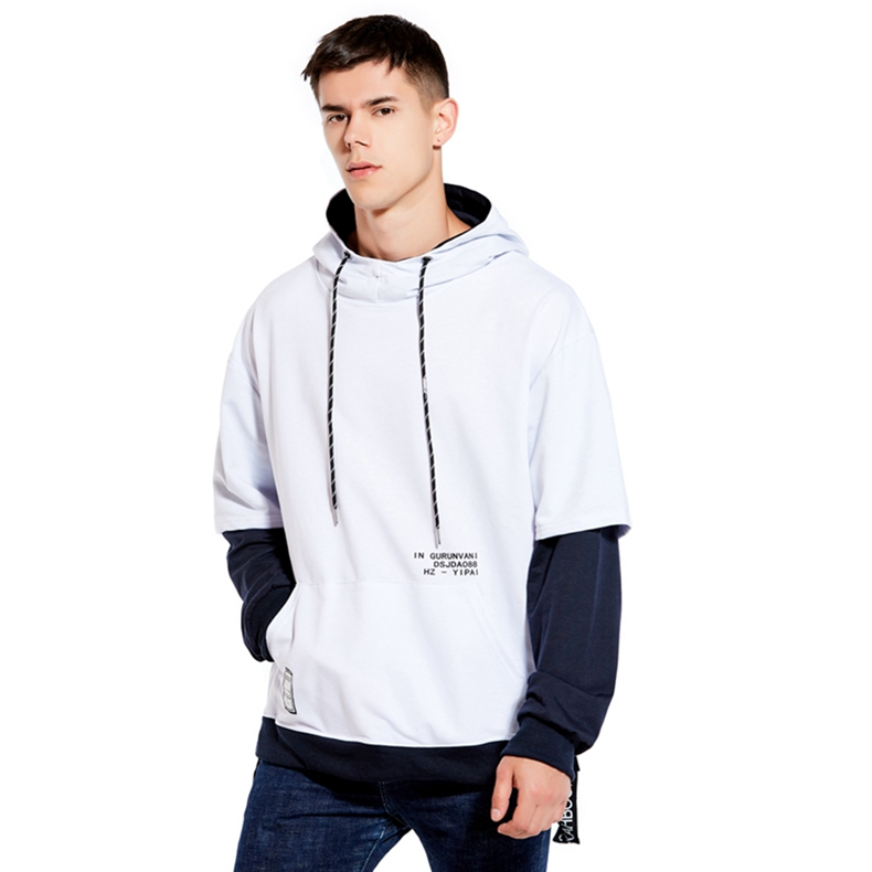 HTB1yAe a.D1gK0jSZFGq6zd3FXaj - Pathwork hoodies Printed Sweatshirts Hoodies Men Casual Hooded Pullover Streetwear 2019