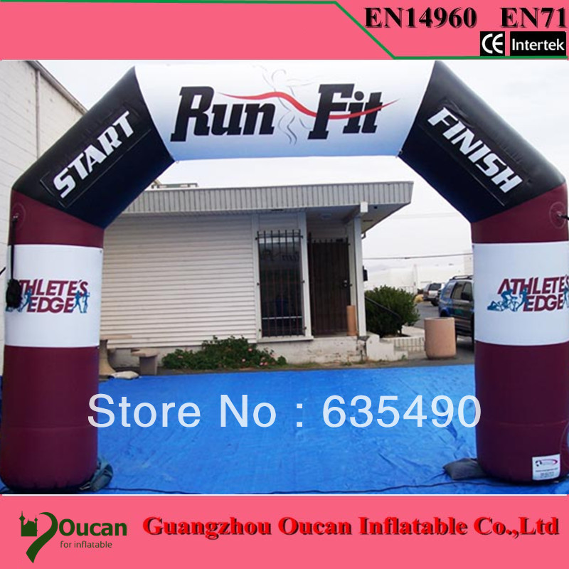 Подробнее о Free Shipping 6m Inflatable Arch Event Entrance Finish Line for Sports Events Advertising Inflatables with blower&1color logo r067 free shipping 25ft inflatable arch event entrance finish line for sports events advertising