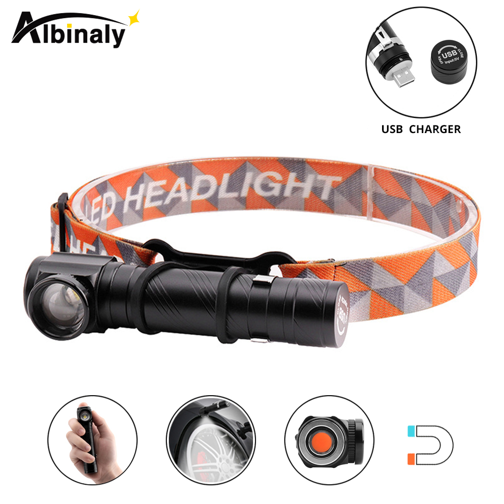 Multi-function rechargeable LED headlamp led flashlight CREE XML-T6 4000LM headlight Can be used as a flashlight and work lightMulti-function rechargeable LED headlamp led flashlight CREE XML-T6 4000LM headlight Can be used as a flashlight and work light