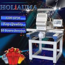 HO1501 одна голова компьютерная вышивальная машина 10 лет услуги tajima/brother Тип высокоскоростная вышивальная машина