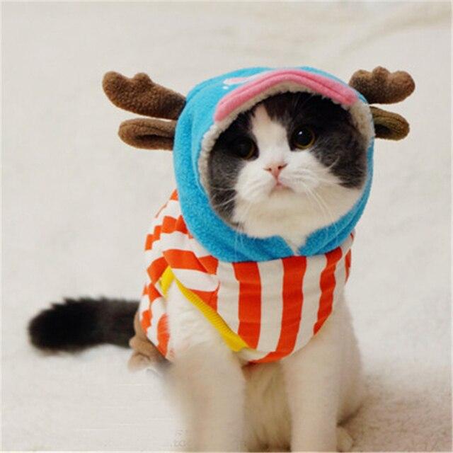 Accessori Per Cani Gatti Vestiti Camicetta Giacca Invernale Vestiti