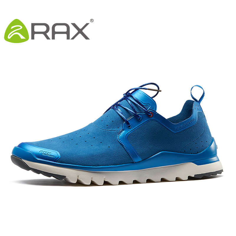 RAX Men's Walking Shoes Breathable Light-weight Sneakers Women Outdoor Sports Shoes Men Brand Shoes Zapatillas Summer Shoes Men