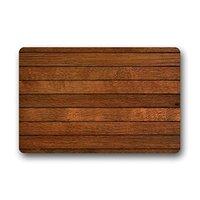 ممسحة الخشب الملمس outdoor/المطاط المدعومة غير زلة جبهة باب مدخل داخلي ديكور doormaes البساط السجاد