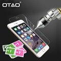 Para 5c apple iphone 6 6 s plus 5 5S se 4 4S Protector de Pantalla de Cristal Templado 9 H resistente A Los Arañazos HD Película Protectora Templado guardia
