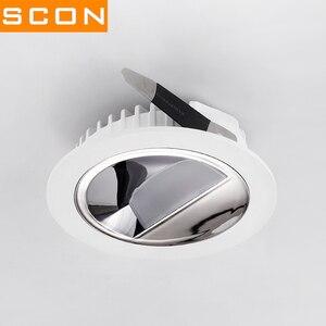 Image 2 - SCON LED 5 ワット/9 ワット偏光壁洗濯組み込み天井ダウンライト博物館専門店ホテル商業屋内照明