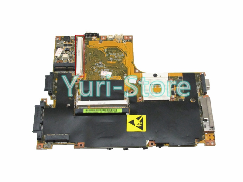 NOKOTION for lenovo ideapad Y510 laptop NS1Q86L20600282 GM45 DDR2 with graphics slot free shipping warranty 60 days