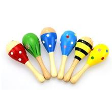 1 шт., детские музыкальные игрушки, детский песочный молоток, инструмент для раннего образования, погремушка, музыкальный инструмент, ударная игрушка, подарки, случайная отправка