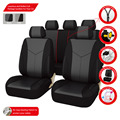 Car-Pass  (11PC Front And Rear Seat Covers ) New styling Luxury  Car Seat Covers For Universal 5 Seat Covers For hyundai