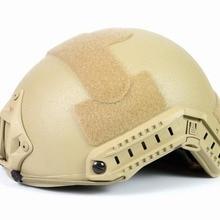 Коммерческое видео- Militech FAST DE TAN OCC Liner High Cut шлем коммерческое видео