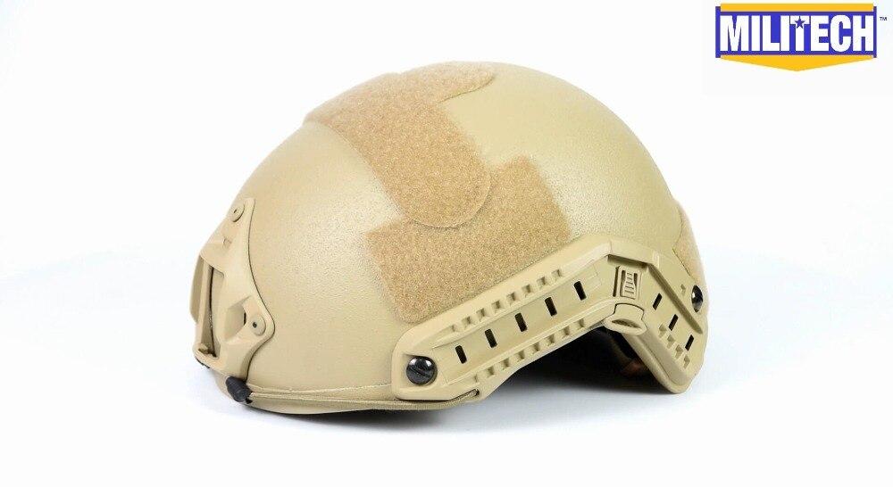 Intellektuell Schnelle De Tan Occ Liner High Cut Helm Kommerziellen Video Billigverkauf 50% Arbeitsplatz Sicherheit Liefert