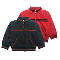 Meninos jaquetas casuais Marca meninos blusão 2016 nova Primavera crianças outerwear menino casaco crianças casacos para 2-6 anos frete grátis