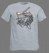 Kick-ass Old School Cassette Tape men's t-shirt