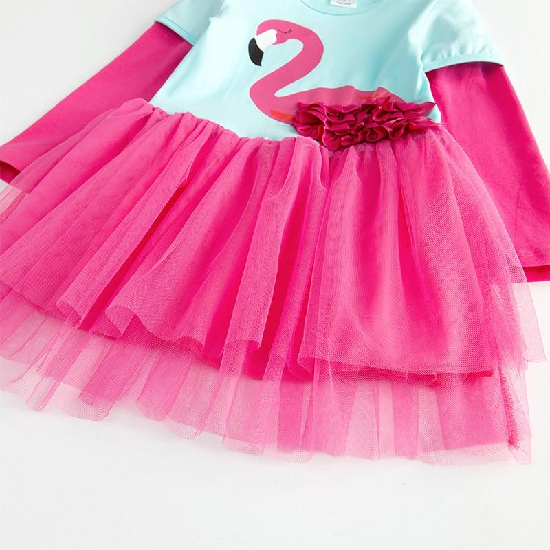 HTB1yAiEQMHqK1RjSZFPq6AwapXaY DXTON 2018 New Girls Dresses Long Sleeve Baby Girls Winter Dresses Kids Cotton Clothing Casual Dresses for 2-8 Years Children