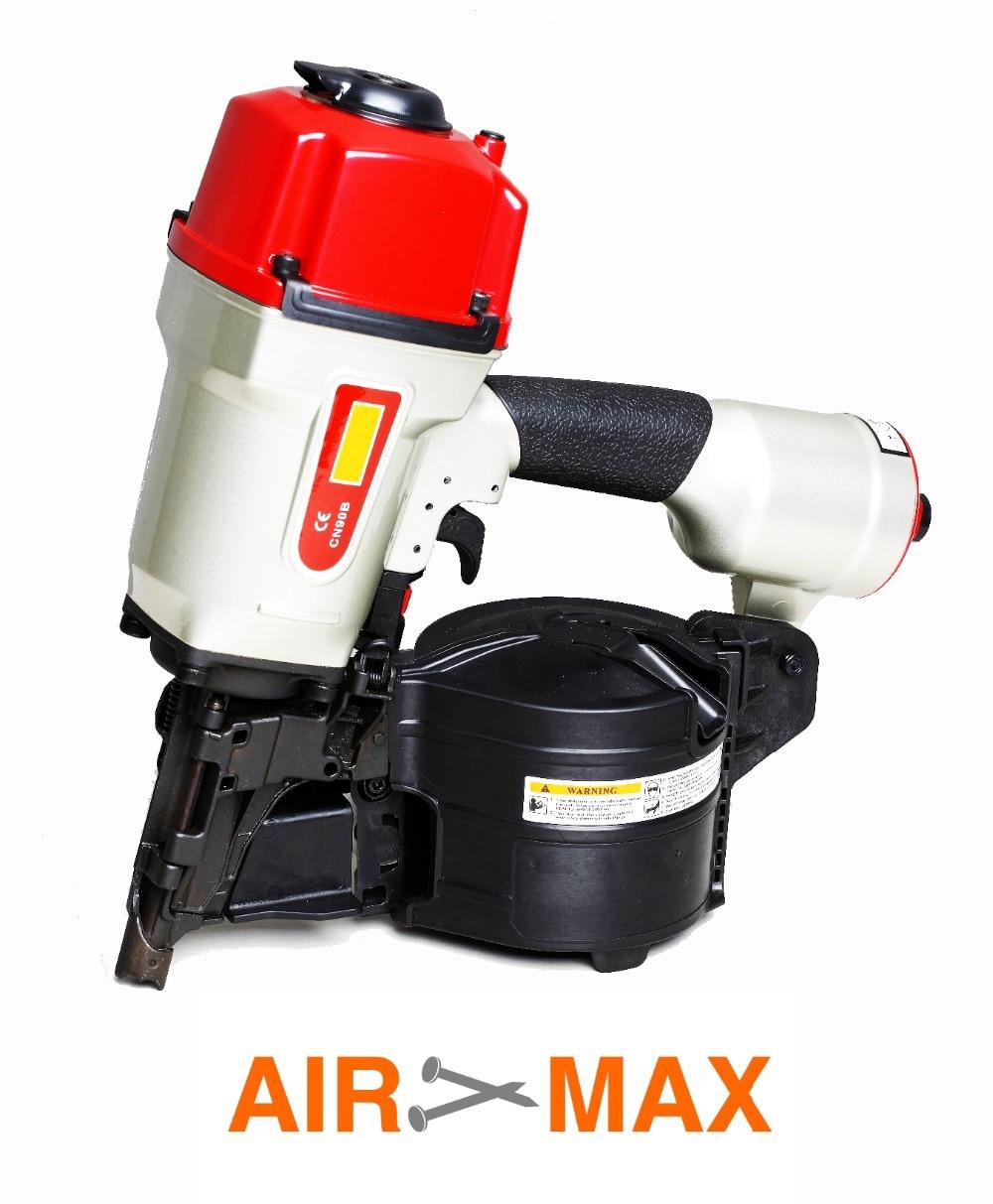Image 2 - AIR INDUSTRIAL COIL NAILER NAIL GUN CN90 CN90Bnail guncoil nail gunair coil nail gun -