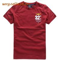 Fashion Man T Shirts Aeronautica Militare T Shirt 100 Cotton T Shirt Men Famous Brand Summer