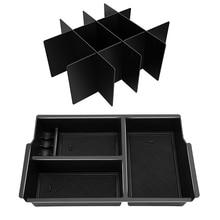Car Seat Organizer Storage Rangement Voiture Car Crevice Storage Box Interior Accessories For Toyota Tundra 2014-2018