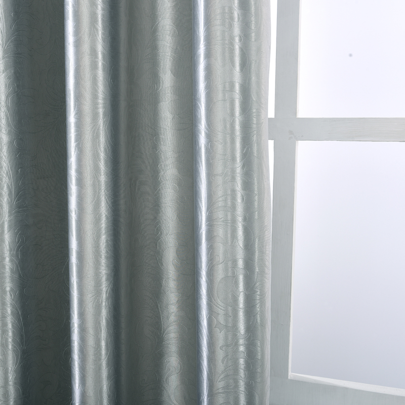 Modern Blackout Curtains Full Shade Solid Color Window Treatments Bedroom Drape Purple Gray Short Kitchen In From Home Garden