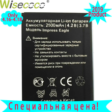 WISECOCO In Stock 2019 High Quality New 2500mAh Battery For