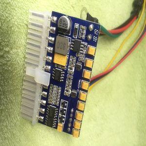 Image 2 - 250 واط DC ATX امدادات الطاقة مجلس تيار مستمر 12 فولت بيكو ATX التبديل PSU السيارات السيارات 24pin ITX وحدة الطاقة